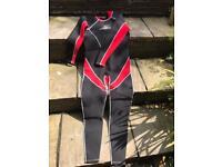 Adult medium/large wetsuit - never used