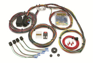 Mopar Painless 21-Circuit Wiring harness with Classic sleeve kit