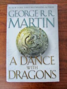 ~~ A DANCE WITH DRAGONS ~~ by George R.R. MARTIN