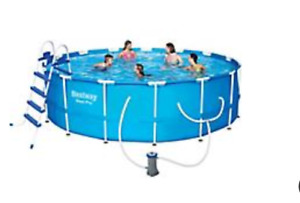 "15ftx 48"" above ground pool (round)"