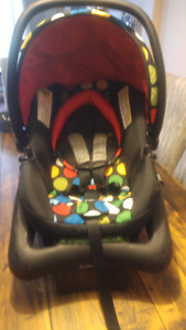 Safety First Car Seat and Base