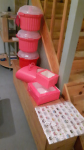 Cupcake / cake boxes and transport containers - Boites pour