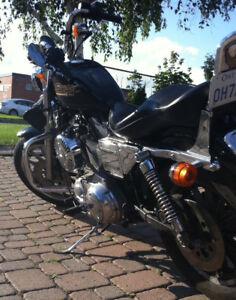 Harley Davidson Sportster Customized