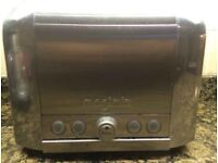 2 Slice Magimix stainless steel Toaster
