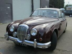 1968 F DAIMLER V8 250 2.5 AUTO. CLASSIC SALOON. GREAT INVESTMENT.