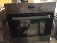 Zanussi Built in Single Electric Oven New and Unused