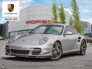2010 Porsche 911 Turbo - PDK - Low KM - Ceramic Brakes