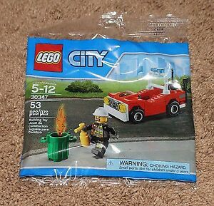 LEGO CITY POLYBAG 30347