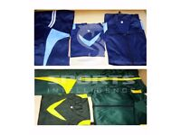 Complete Tracksuit Available With T-Shirt
