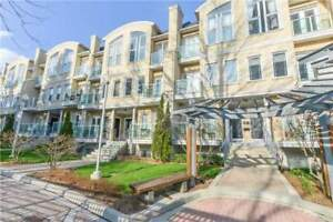 Townhouse W/Built-In Top Finishing. With 2 Parkings & Large Strg
