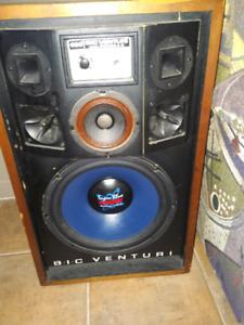 Speaker haut parleur