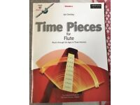 Timed pieces for flute volume 1