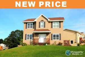 New Price! Sellers motivated! Incl. Hot tub, great NG location