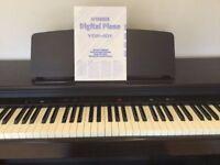 Yamaha YDP101 piano 88 keys AWM Stereo Symphonic with free stool
