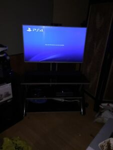 """43"""" LG 1080P flatscreen with 3 in 1 Tv stand"""