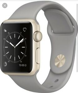 Gold Apple Watch 38mm