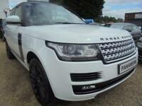 2013 13 LAND ROVER RANGE ROVER 4.4 SDV8 VOGUE 5D AUTOMATIC 339 BHP DIESEL PANORA