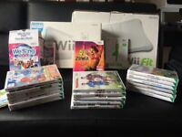Nintendo Wii & Wii Fit Bundle
