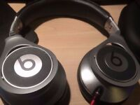 BEATS EXECUTIVE NOISE CANCELLING HEADPHONES WITH RECHARGEABLE BATTERIES (EXCELLENT CONDITION)