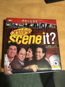 Seinfeld Scene it Deluxe - DVD Board Game