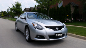 2010 NISSAN ALTIMA COUPE 3.5 SR CERTIFIED / ONE YEAR WARRANTY