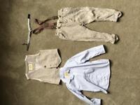 Boys smart clothes set 18-24 months