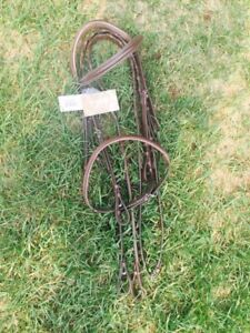 ENGLISH BRIDLE FOR SALE