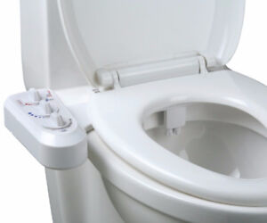 HOT AND COLD TOILET BIDET