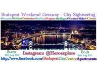 Budapest Weekend Getaway