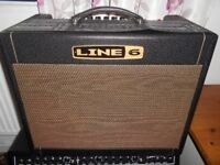 Line 6 DT25 Tube amp