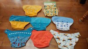 Grovia cloth Diapers