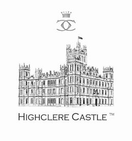 Cafe Chef required Highclere Castle Newbury