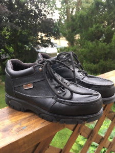 Moosehead Steel Toe Safety shoes