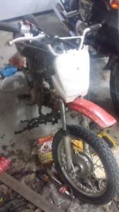 50cc baja pit bike
