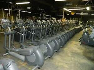 Life Fitness 91Xi Commercial Ellipticals-GREAT SHAPE