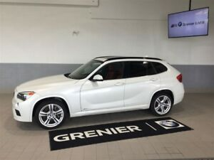 2013 BMW X1 xDrive35i+Mpackage+Premium package