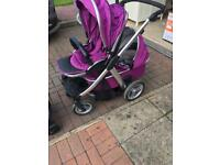 OYSTER MAX TANDEM BUGGY