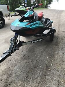 Seadoo spark trixx with WARRANTY