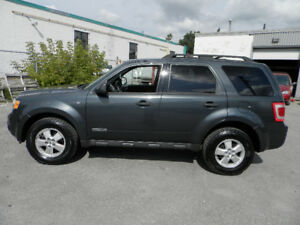 2008 Ford Escape XLT SUV, 6 cyl, Full certification included.