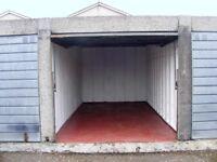 Garage To Rent, South Edinburgh, Alnwickhill, Howden hall.