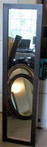 4 FOOT HANGING MIRROR / JEWELRY BOX CABINET
