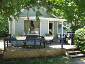 Cozy 2 bedroom home or cottage for rent for long term in Washago
