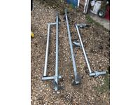 Ford Transit Saunders Roof Bars Roller Swb low roof