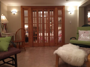 in PRIVATE HOUSE: PRIVATE furnished 1 BDM APARTMENT $799