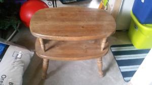 Belle table en bois antique