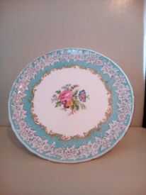 Vintage Royal Albert Enchantment China Cake Stand