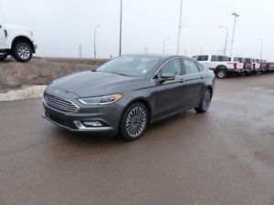 2017 Ford Fusion SE, Remote Start, Moonroof, NAV