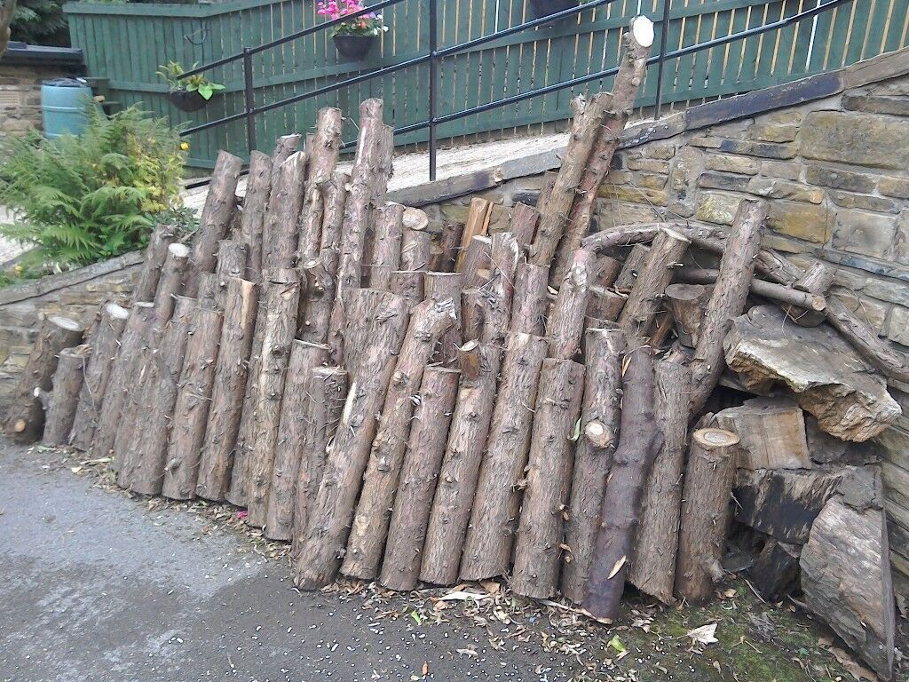 Stack of wood logs for wood stove in approximately 4ft lengthsin Brighouse, West YorkshireGumtree - My wood pile for the coming winter. Moving house so not needed Just needs chain sawing to length Van or large vehicle needed Collection from Rastrick, Brighouse