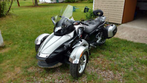 Can-Am Spyder 2008 special edition Sport 705 -- échange