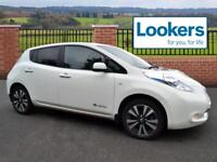 Nissan Leaf TEKNA (white) 2014-12-15